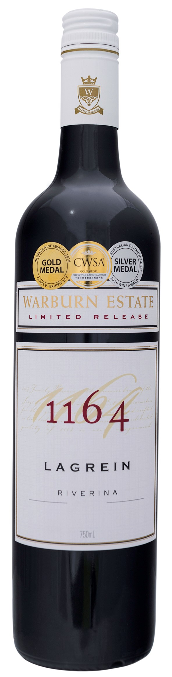 ... home under the 1164 label. A rich and velvety palate is loaded with red  berries and touches of spice – magic with food and to enjoy for the medium  term.